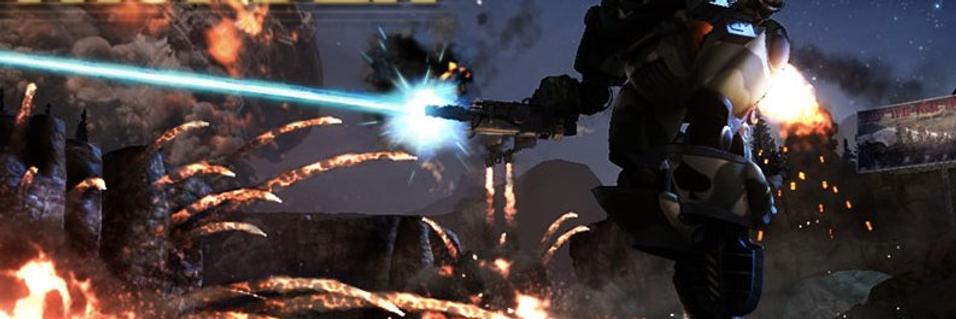 Krigsroboter stamper vår vei