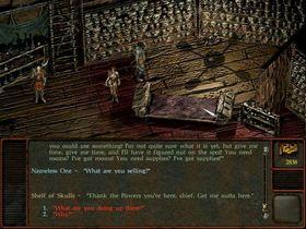 Planescape: Torment anses som et av tidenes mest velskrevne spill.