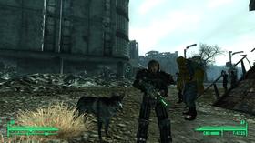 Fallout 3 har mange færre valg enn de andre spillene i serien.