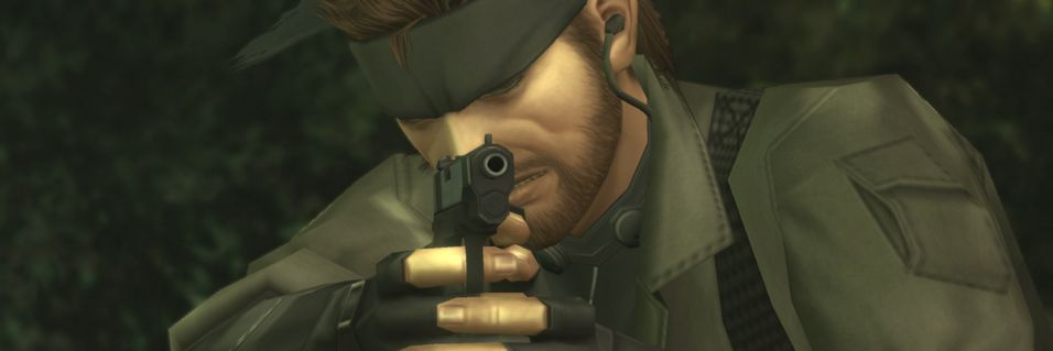 ANMELDELSE: Metal Gear Solid: HD Collection