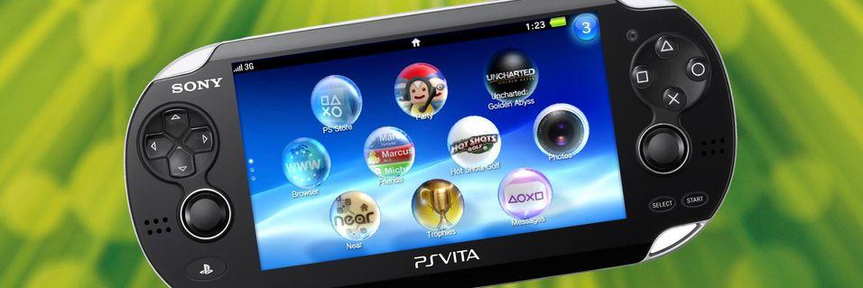 Her er vinneren av PlayStation Vita
