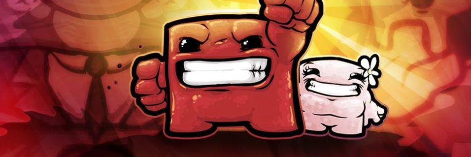 Super Meat Boy-gutta eksperimenterer