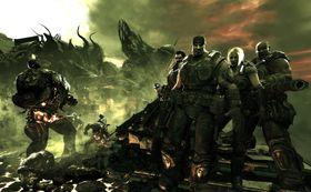 Gears of War 3 kom kun til Xbox 360.