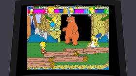 The Simpsons Arcade Game (PS3 og Xbox 360).