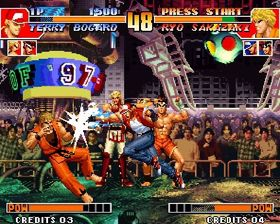 King of Fighters '97 (Virtual Console).