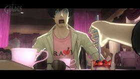 Det skal ikke mye til for å skremme vannet av spillets ordinære protagonist.