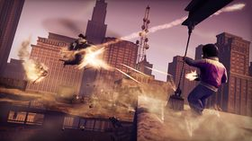 Elleville Saints Row: The Third er Volitions seneste prosjekt.