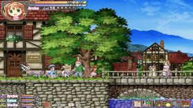 Fortune Summoners (PC).