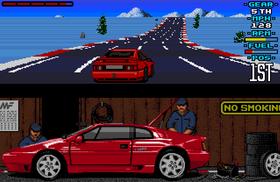 Hvordan er det mulig å ikke like bilspill?