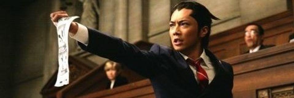 Ace Attorney får nytt spill og film