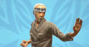 Mister Miyagi gjester Vita