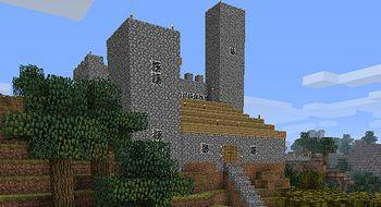 Test: Minecraft