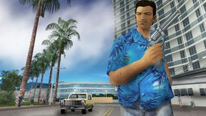 GTA III og Vice City til PS3