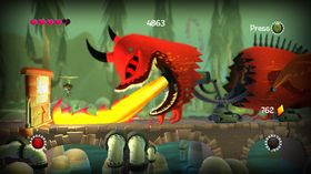 Scarygirl (Xbox 360).