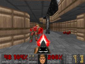 Doom (Xbox 360 og PC).