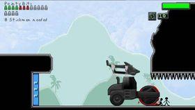 Stick Man Rescue (PS3 og PSP).