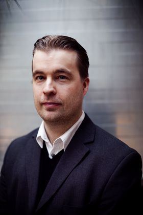 Fredrik Wester, direktør for Paradox Interactive. (Foto: Paradox)