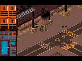 Syndicate var et brutalt spill.