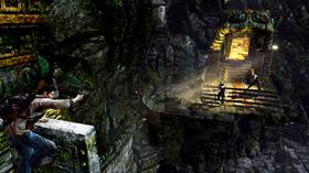Drake tar turen innom Vita i Uncharted: Golden Abyss.