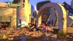 Zack Zero (PS3).