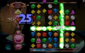 PopCap-spillet Bejeweled.