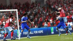 Sports- og skytespill dominerer Xbox Live. Dette er FIFA 12.
