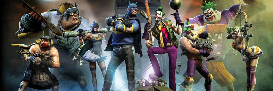 SNIKTITT: Gotham City Impostors