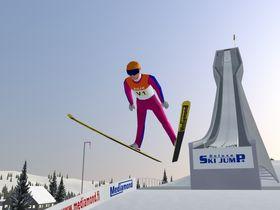 Deluxe Ski Jump 4 (PC).