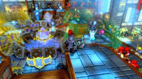 Dungeon Defenders (PS3, Xbox 360 og PC).