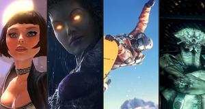 Disse spillene gleder vi oss til i 2012