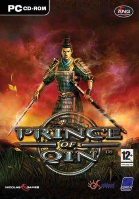 Prince of Qin (2002), europeisk omslag.