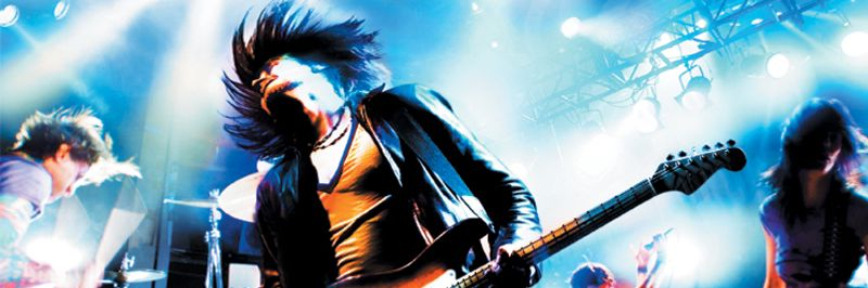 Rock Band-studio vant storutbetaling