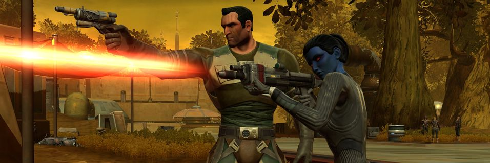 SNIKTITT: Star Wars: The Old Republic