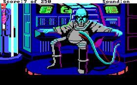 Slik så spillets hovedskurk ut i originalversjonen (bilde: Steam).
