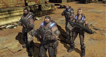 Mer flerspillerkrutt til Gears of War 3
