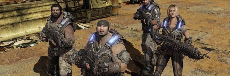 Gears of War 3 er ferdigutviklet