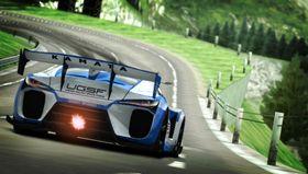 Ridge Racer for Vita.