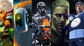 Spillåret 2011 – Våre favoritter