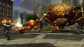 Earth Defense Force: Insect Armageddon (PS3, Xbox 360 og PC).