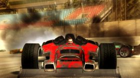 FlatOut 3: Chaos & Destruction (Wii og PC).