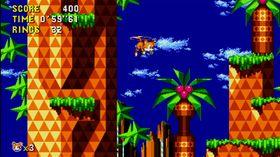 Sonic CD (Xbox 360 og PS3).