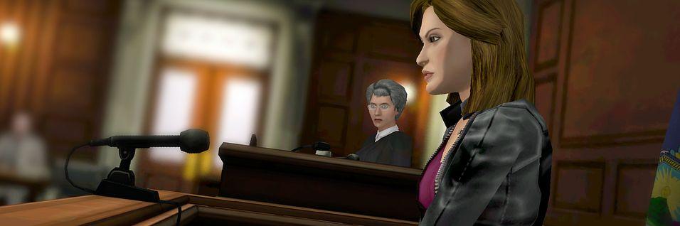 Telltale med Law & Order-spill