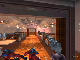 Mile High Club kan ta seg en sirupssnipp. Oppdraget i Modern Warfare, altså.