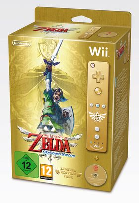 The Legend of Zelda: Limited Edition.