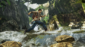 Uncharted: Golden Abyss kommer til Vita.