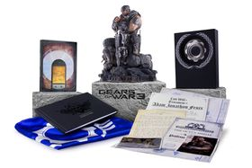 Massive Gears of War 3: Epic Edition.