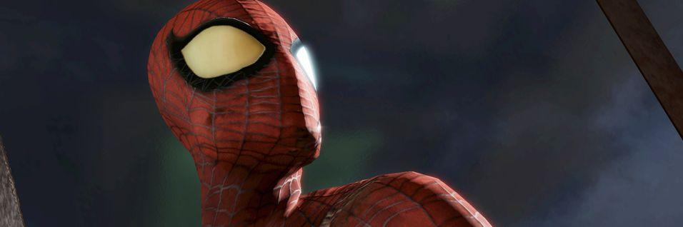 The Amazing Spiderman blir spill