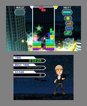 Tetris 3D trenger du neppe å vurdere via en demo.