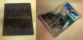 Uncharted 3 levert i spesiell mimrebok.