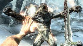 The Elder Scrolls V: Skyrim, et av tre spill Ole Peder vant.